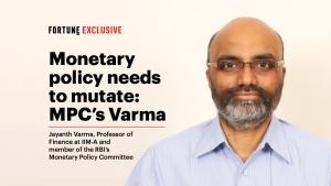Monetary policy needs to mutate: Jayanth Varma