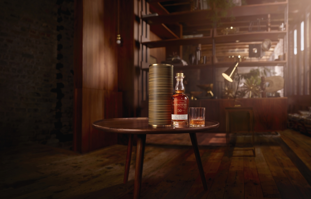 Whisky's Balvenie tales