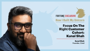 Focus on the right customer cohort: Kunal Shah