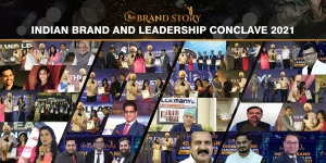 The Brand Story Indian Brand Leadership Conclave 2021