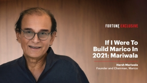 """""""Competition wasn't as aggressive when I launched Marico"""": Mariwala"""