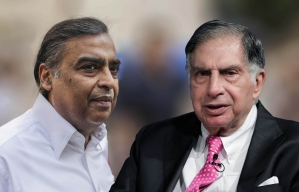 Tata cos cross $305 bn in mktcap; RIL past $205 bn