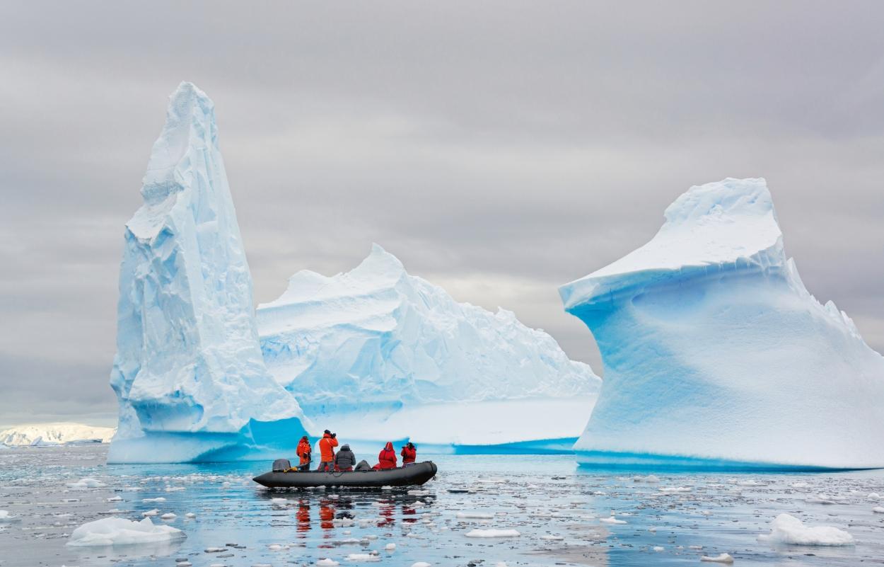 Antarctica calling!