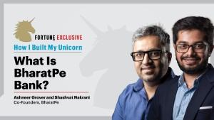 BharatPe targets to build $1 billion loan book