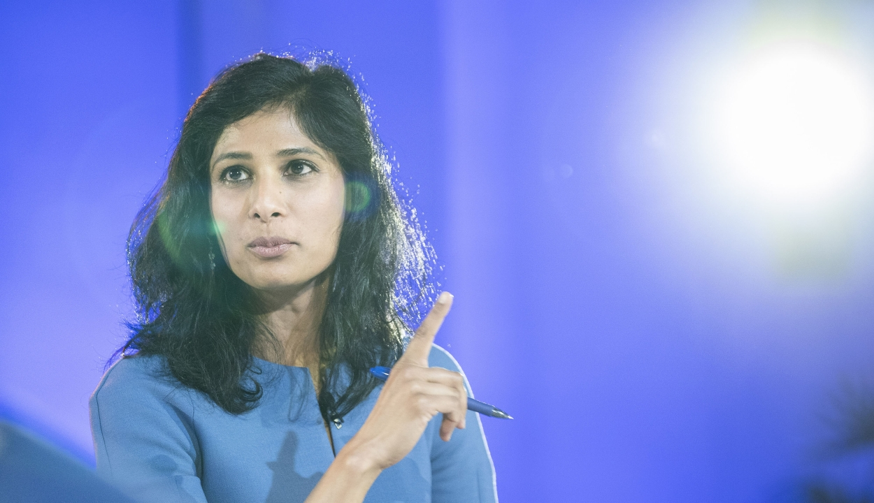 India to be $4 tn economy by FY25, says IMF's Gita Gopinath; short by $1 tn