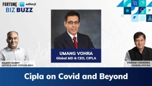 Watch: Cipla on Covid and beyond