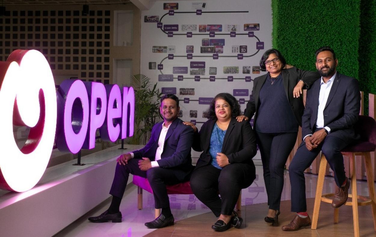 Open raises $100 million led by Temasek