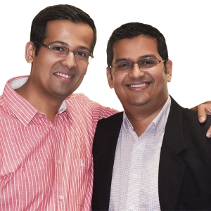 Sitanshu Sheth and Shardul Sheth