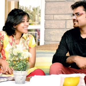 Madhumita Halder and Rajat Dhariwal