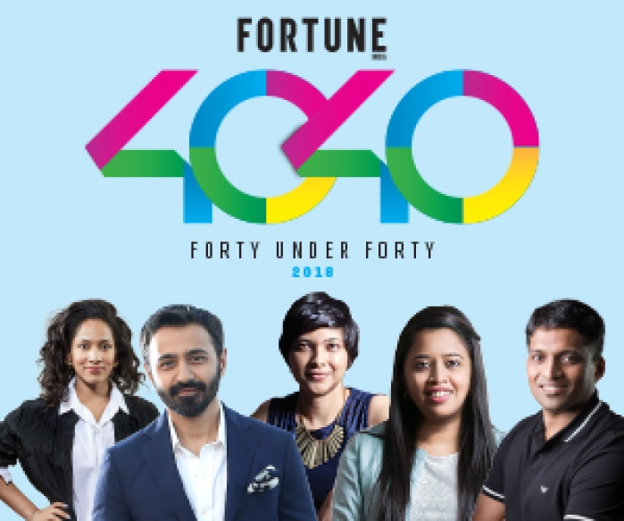 Connecticut S 40 Under 40 Class Of 2018: Fortune India 40 Under 40 2018 List: Meet The Class Of 2018
