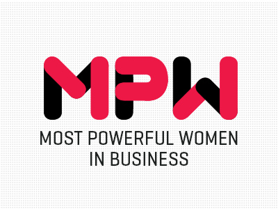 Most Powerful Women Logo