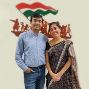 Rwitwika Bhattacharya, Shantanu Agarwal