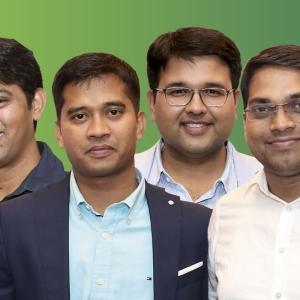 Amarendra Sahu, Jitendra Jagadev, Smruti Parida, Deepak Dhar