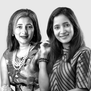 Schauna And Nadia Chauhan