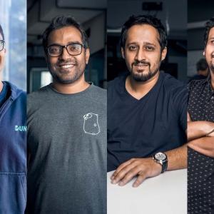Kabeer Biswas, Mukund Jha, Ankur Aggarwal, Dalvir Suri
