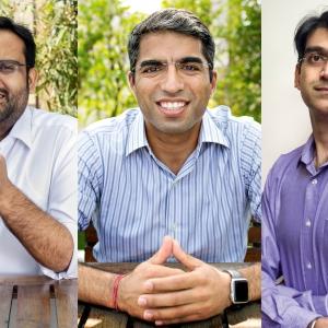 Mridul Arora, Mukul Arora, Mayank Khanduja