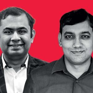 Harshil Mathur, Shashank Kumar