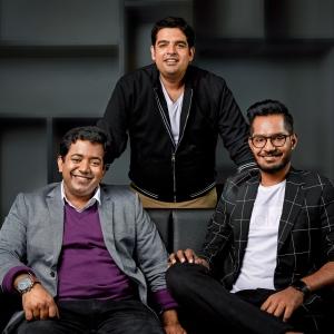Roman Saini, Gaurav Munjal, Hemesh Singh