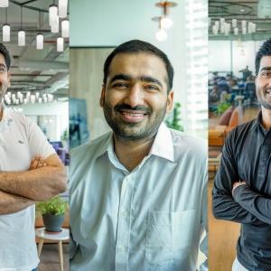 Omkar Shirhatti, Gaurav Samdaria, Alok Kumar