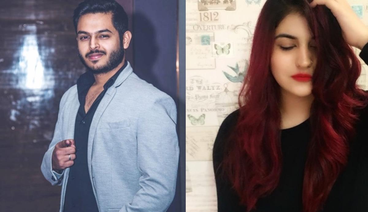 Popular TV Comedian's fiancée accuses him of domestic violence