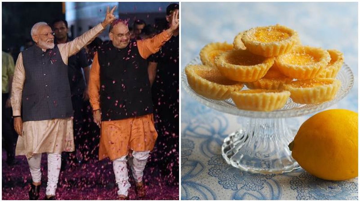 Rajbhog, lemon tarts and more! Here's what guests will be served at Narendra Modi swearing-in ceremony