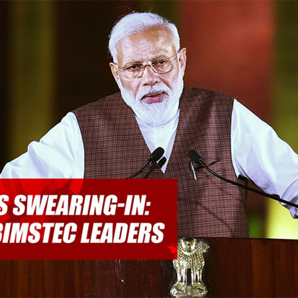 PM Modi's Swearing-In: Invite To BIMSTEC Leaders In Line With 'Neighbourhood First' Policy, Says MEA