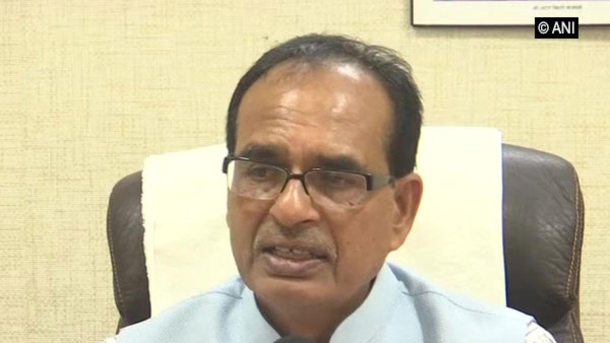Madhya Pradesh former Chief Minister Shivraj Singh Chouhan