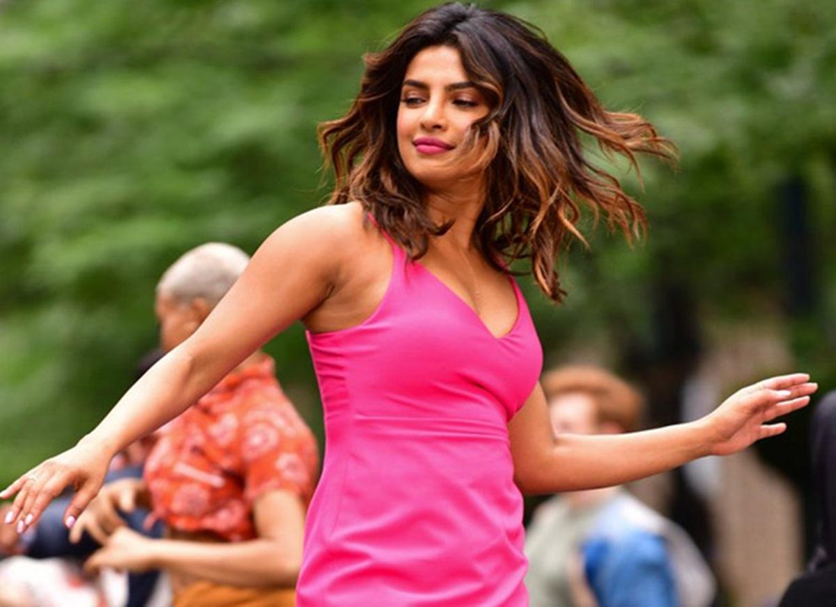 Priyanka Chopra was SLAPPED by a MONKEY! Read the full story