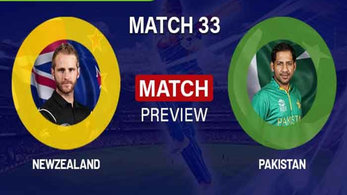 Pakistan vs New Zealand Preview, World Cup 2019 Match 33, Weather Report, Playing 11, Dream 11