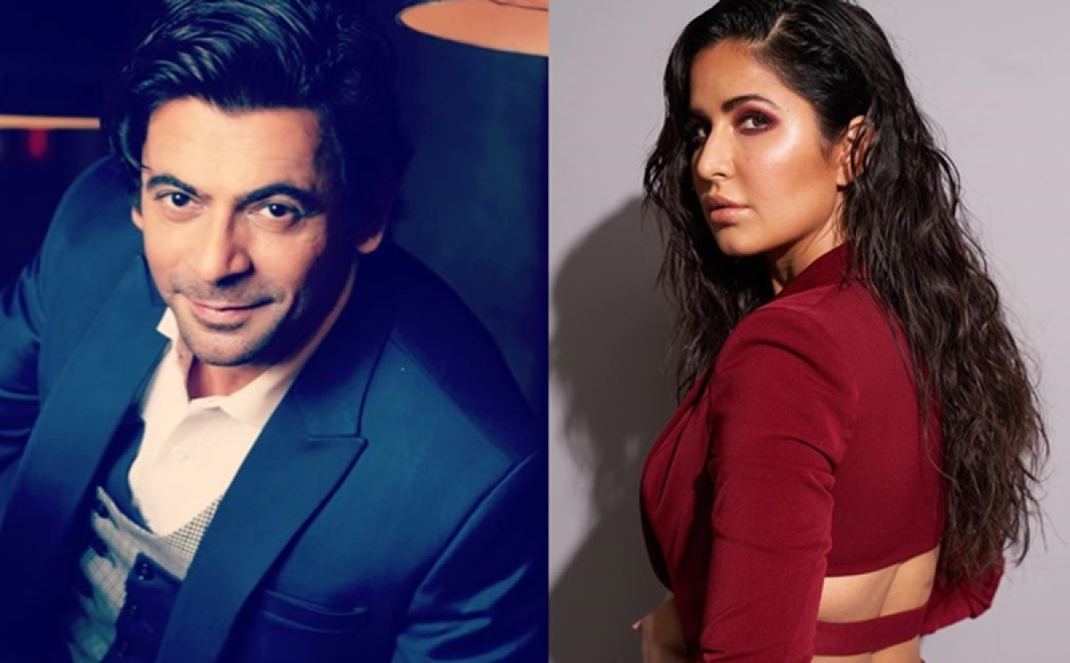 Katrina Kaif slapped Sunil Grover on the sets of 'Bharat'! Find out why