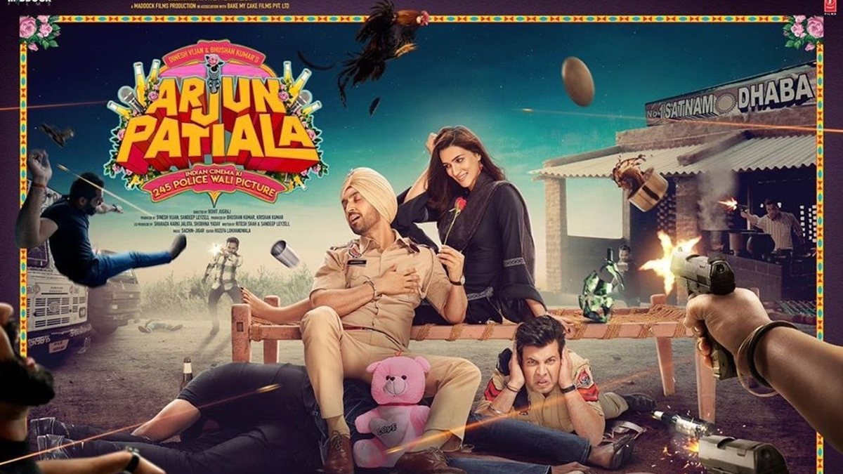 'Arjun Patiala' trailer out now, seems like a laugh riot