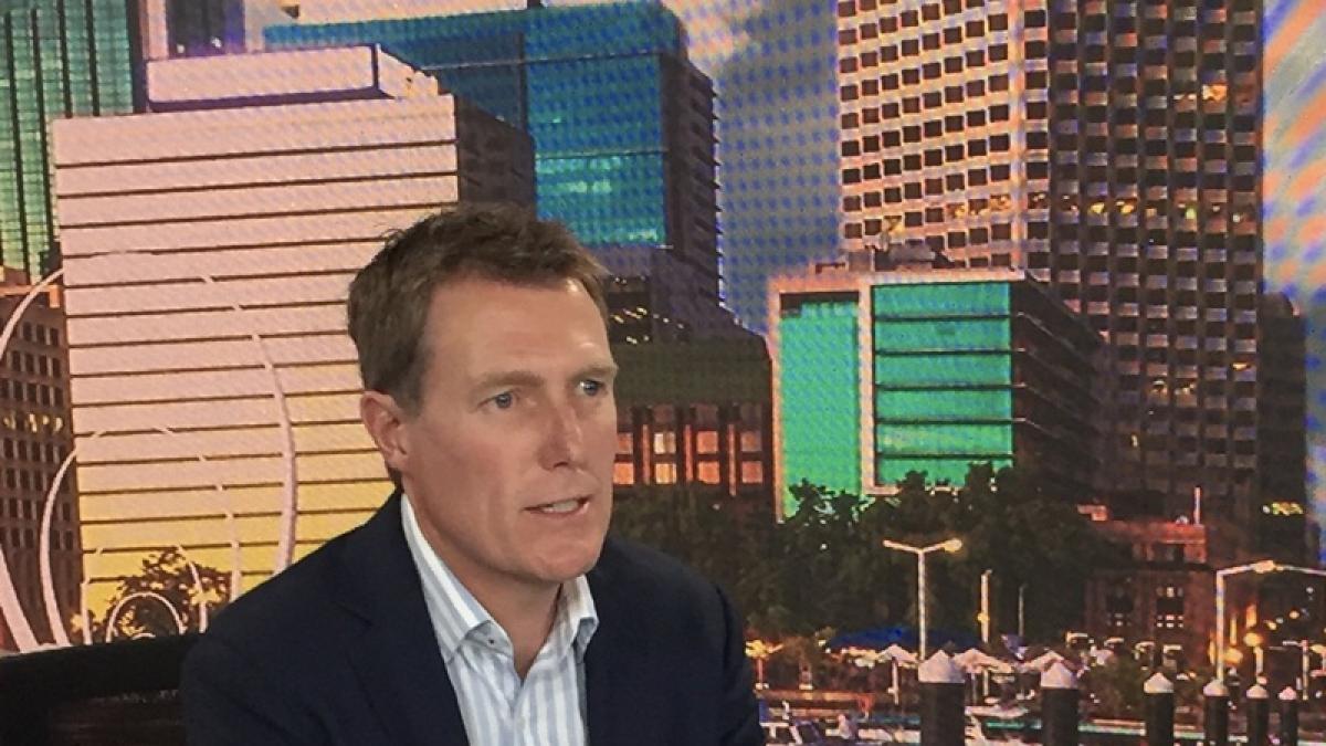 Christian Porter Attorney General for Australia