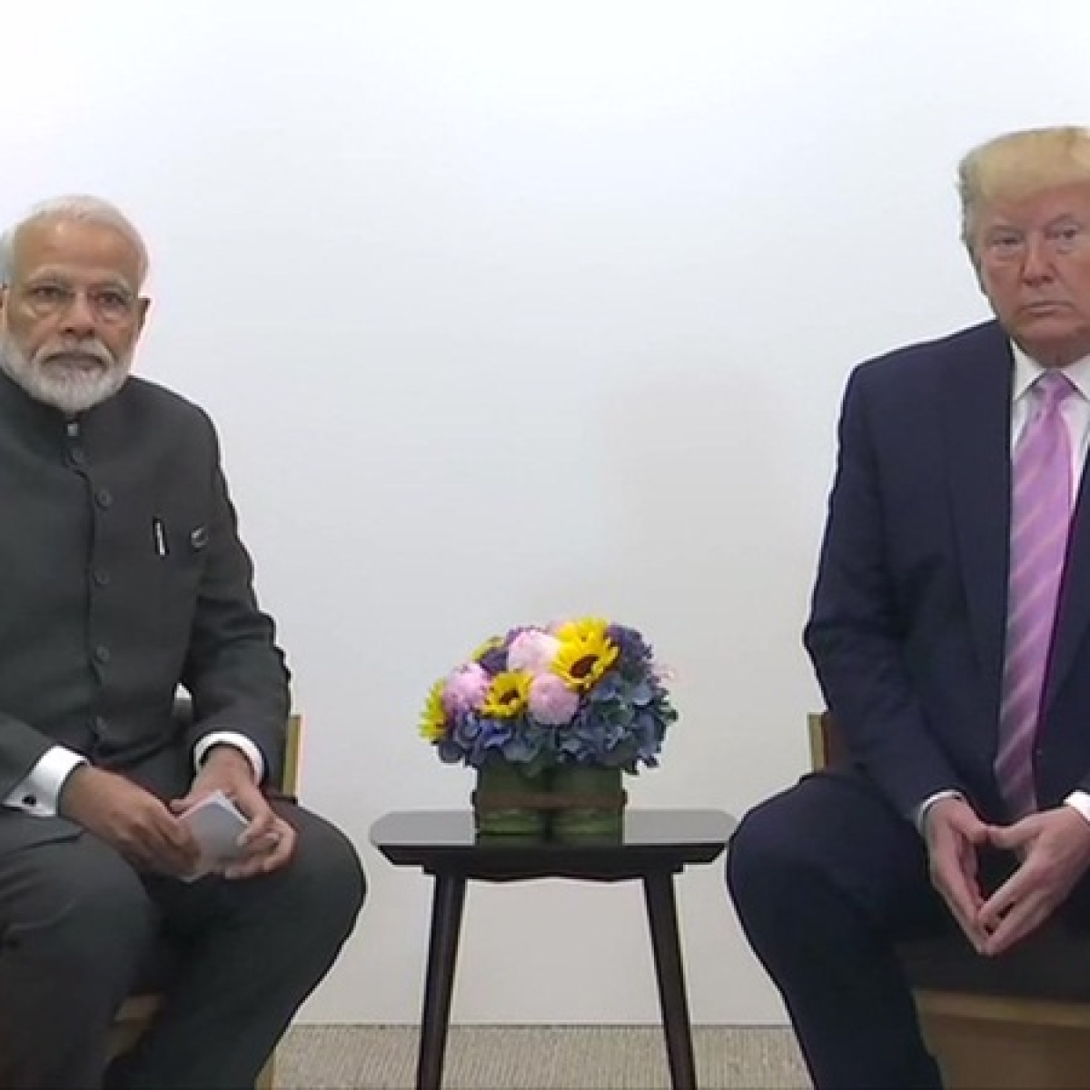 G-20 Summit: PM Narendra Modi holds bilateral talks with US President Donald Trump; discuss trade, defence, 5G