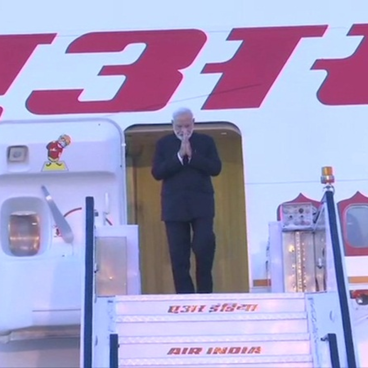 PM Modi reaches India after attending Shanghai Cooperation Organisation meet