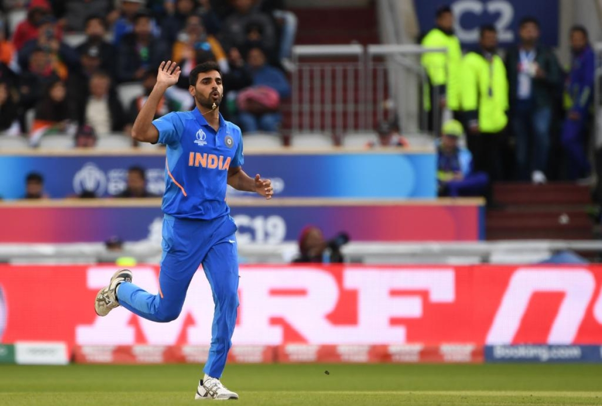World Cup 2019: Bhuvneshwar Kumar to miss India's next two-three matches