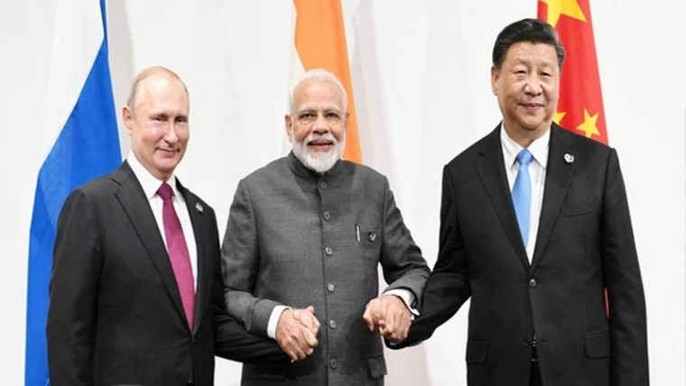 Modi sure of China, Russia's support on global terrorism conference