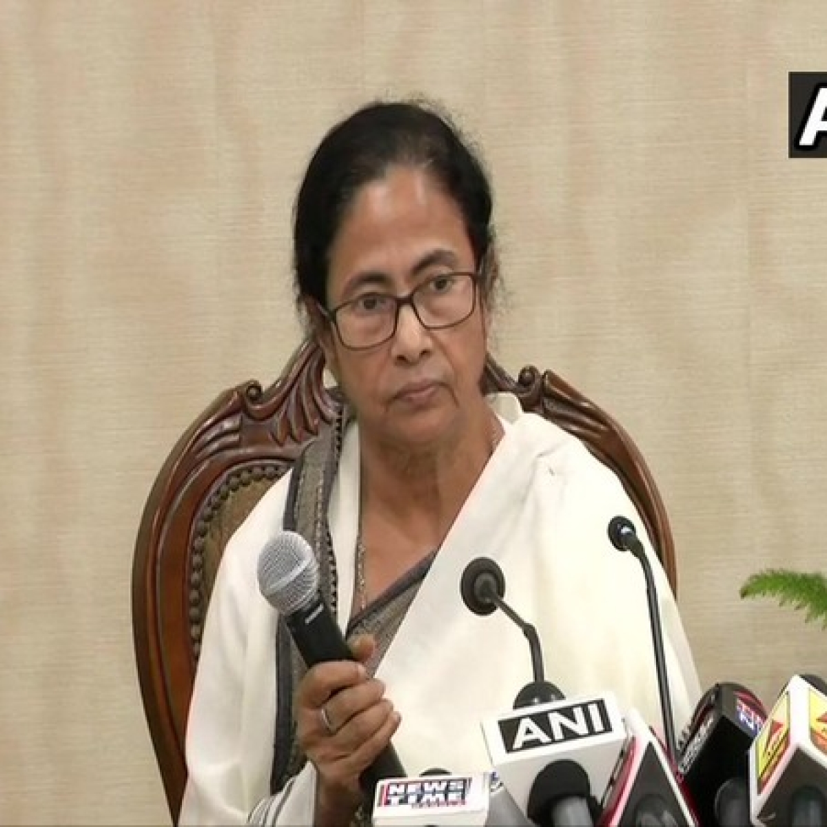 West Bengal CM Mamata Banerjee appeals to North-Eastern states on CAA