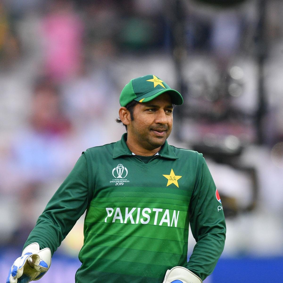 Haris Sohail batted like Jos Buttler against South Africa: Sarfaraz Ahmed