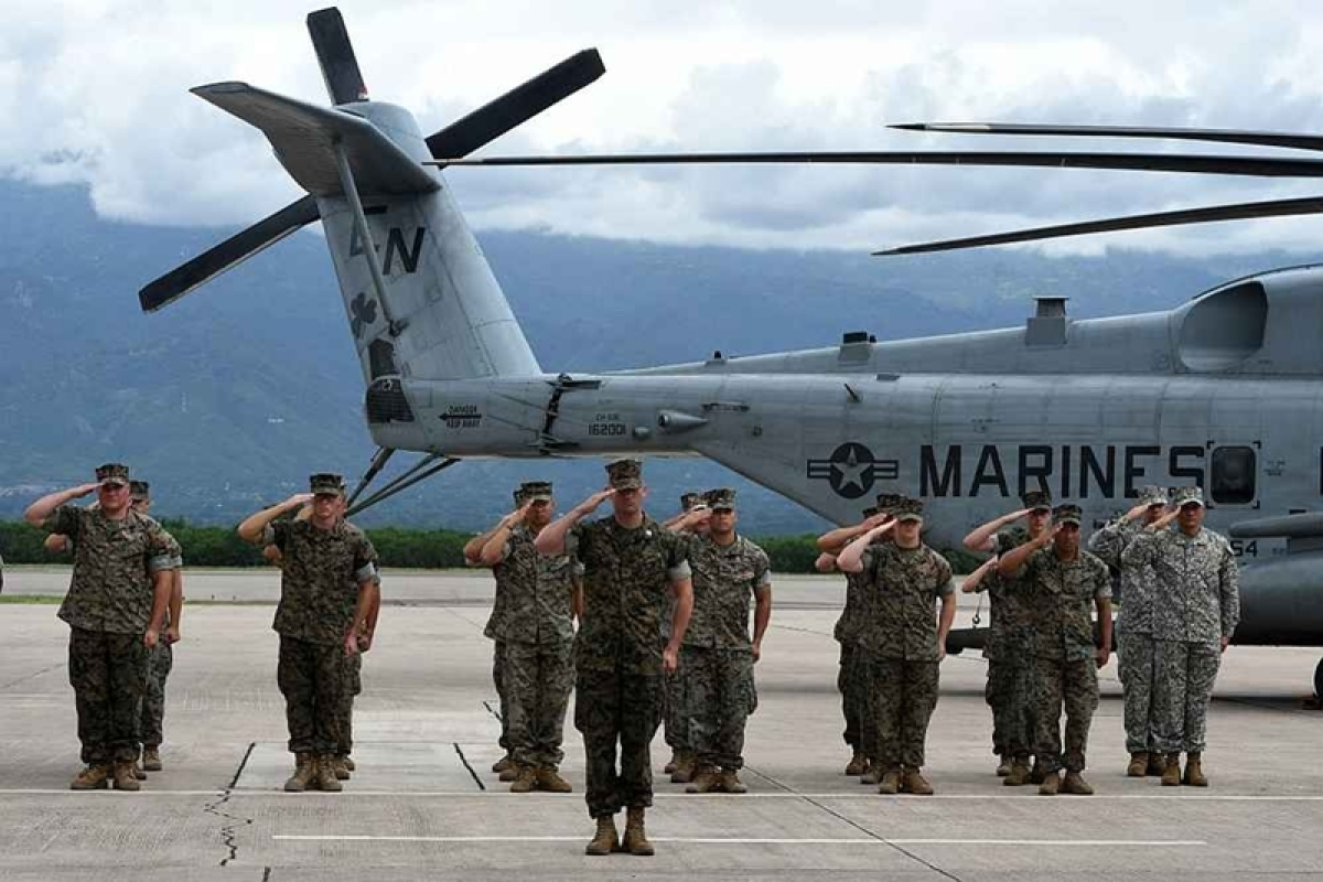 Australia planning new port in north for use by US Marines