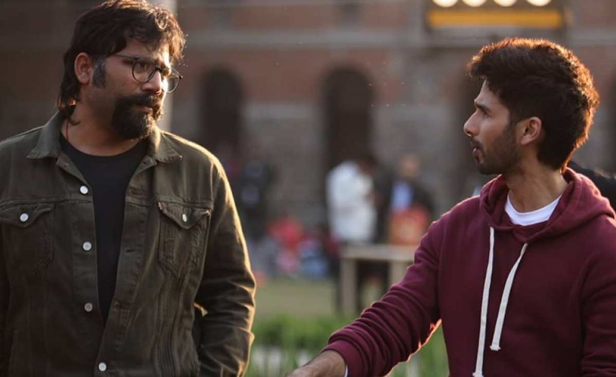 There is no bum or cleavage shot in 'Kabir Singh': Director defends Shahid Kapoor starrer