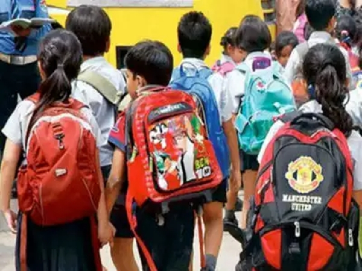 Schools re-open, welcome students with sweets, roses and rain dance