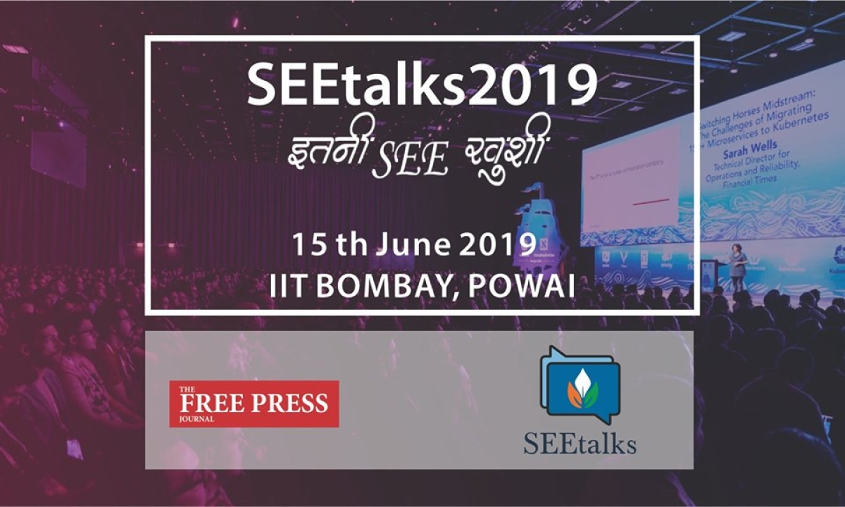 4th Edition of SEETalks on 15th June 2019