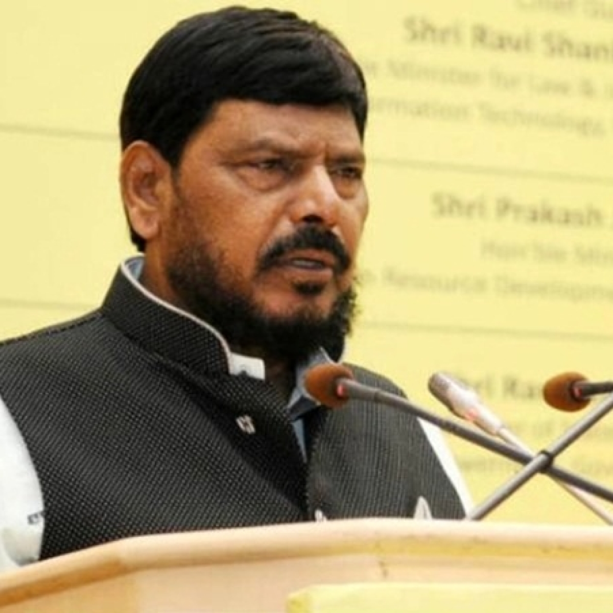 No need for debate on reservation, it will stay: Ramdas Athawale