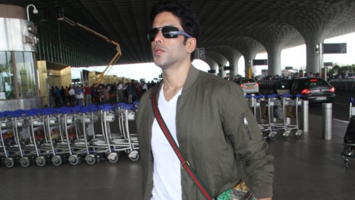 Cost of Tusshar Kapoor's Gucci messenger bag can make you feel poor