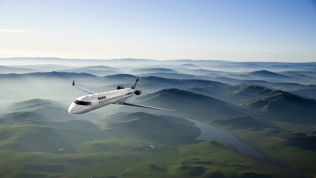 Bombardier sells regional jet division to Mitsubishi for $550 mn
