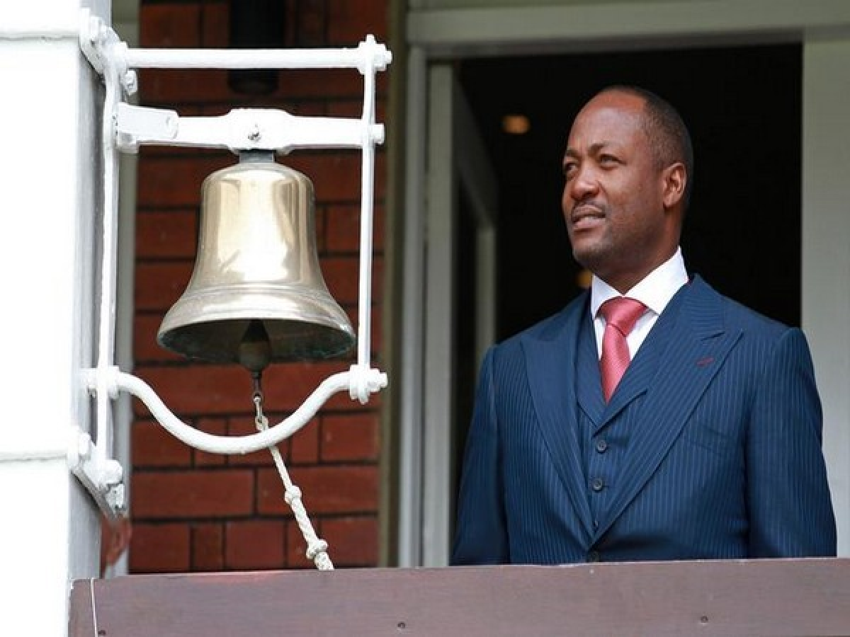 West Indies cricketer Brian Lara admitted to hospital with chest pain, now fine