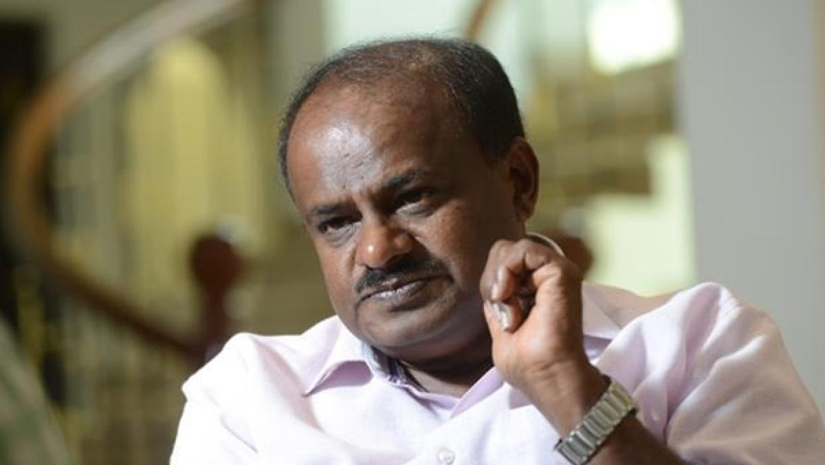 JD(S) leader H D Kumaraswamy