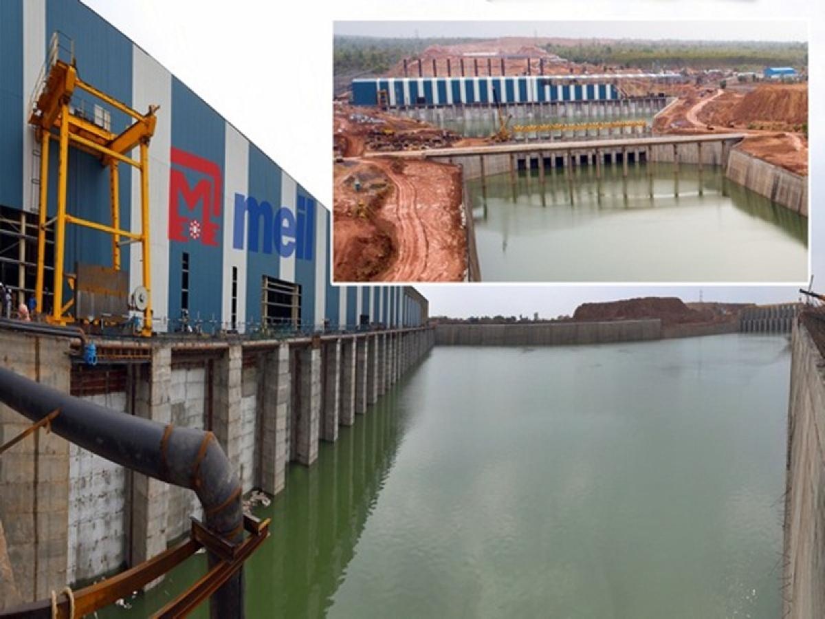 Kaleswaram: Telangana CM KCR innagurates Multi-purpose irrigation project