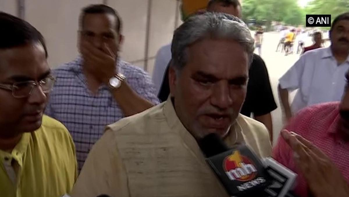 Haryana Jail Minister Krishan Lal Panwar