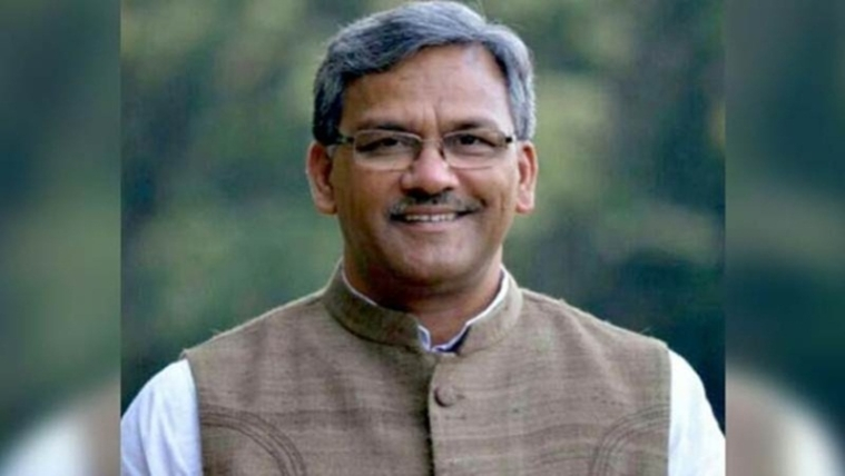 Uttarakhand Chief Minister Trivendra Singh attends Guptas' weddings at Auli